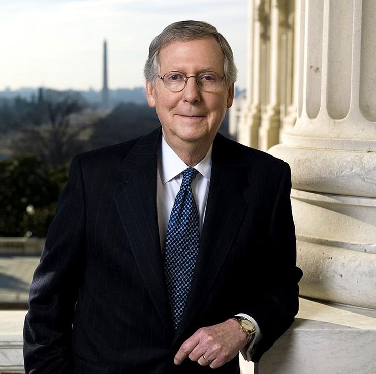 Mitch McConnell Senate races