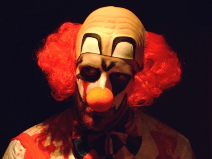 South Carolina clowns strange drama