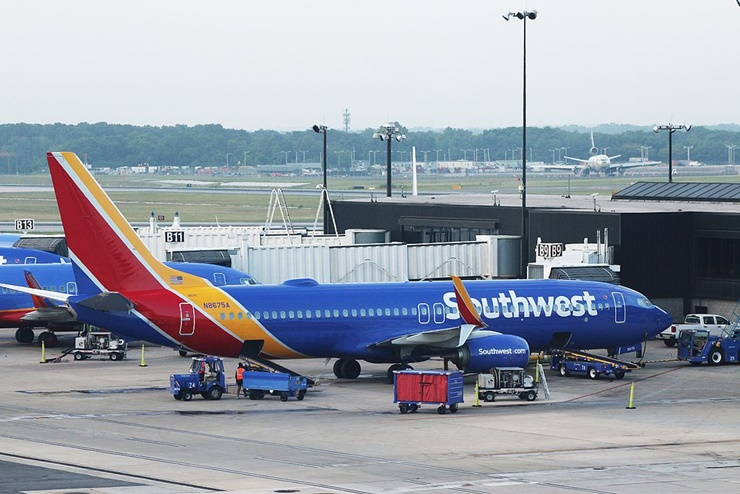 southwest-airline-a-baby-was-born