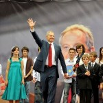 Tony Blair Hints At Return, Fears 'One-Party State' In UK