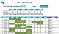 US Florida Lotto Lottery Number Checker Spreadsheets.