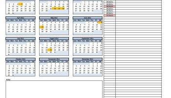 Free Excel Timeline Template Dowload - Excel timeline template free