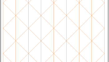diamond rhombus graph paper template spreadsheetshoppe