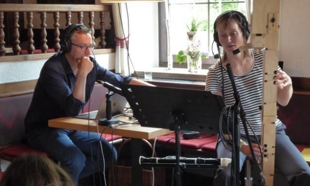 Podcast im Wirtshaus