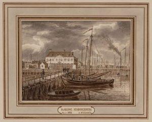 Nieuwe Stadsherber 1835