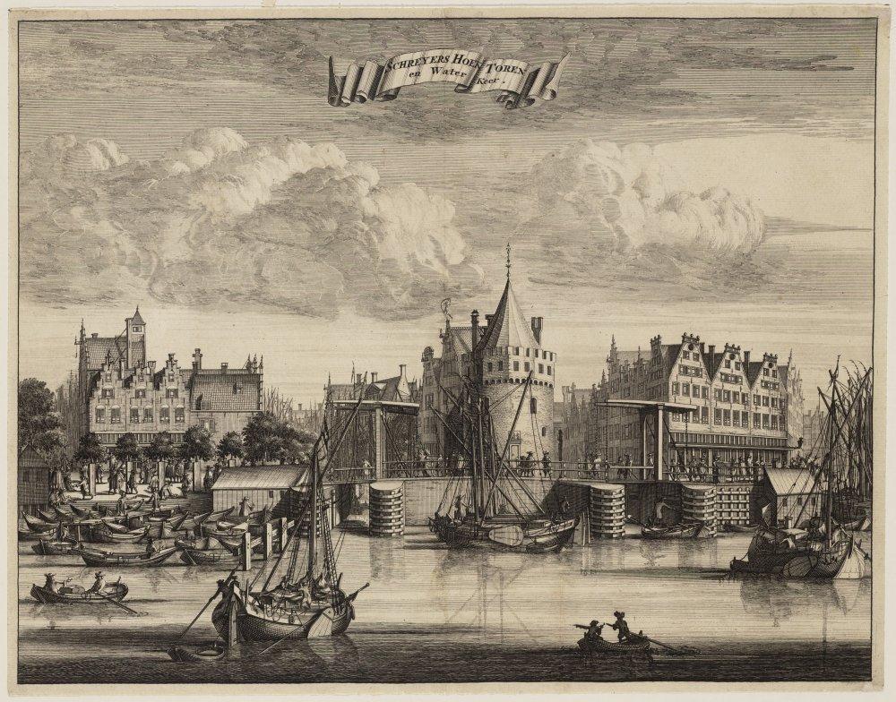 schreyers hoek 1693