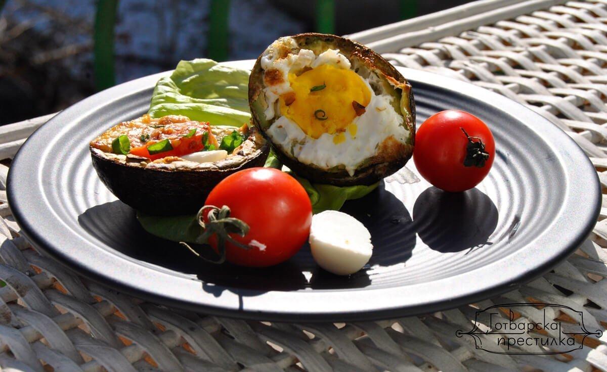 Бърз, здравословен авокадо сандвич