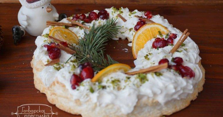 Венец торта Павлова