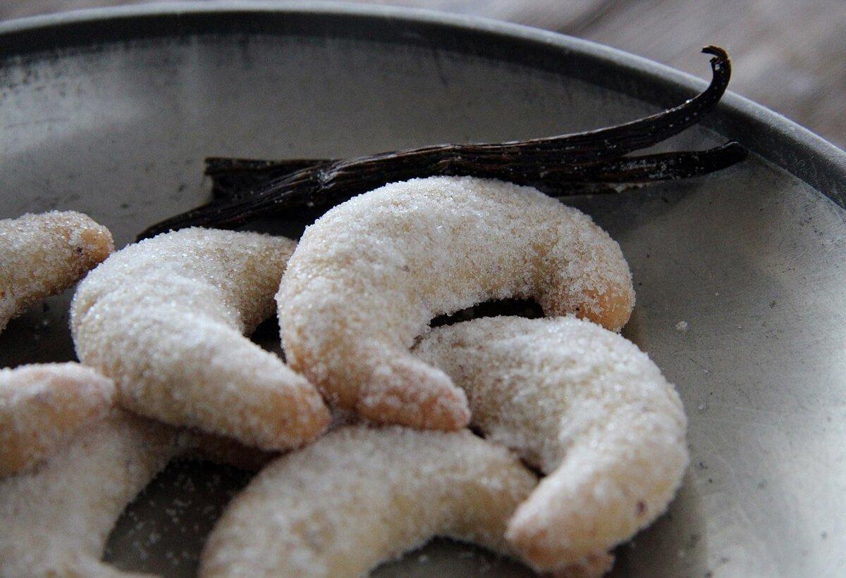 арменски бисквитки с ванилия