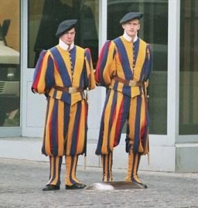 Schmiere stehen - © Simone Casadei, Wikipedia