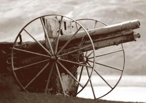 Unter aller Kanone sein - © clarita, morguefile.com