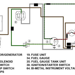 Dolphin Fuel Gauge Wiring Diagram Star Delta Starter Explanation Diagrams All