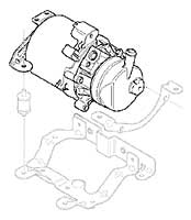 Mini Cooper & Cooper S Power Steering Pump Oem Gen