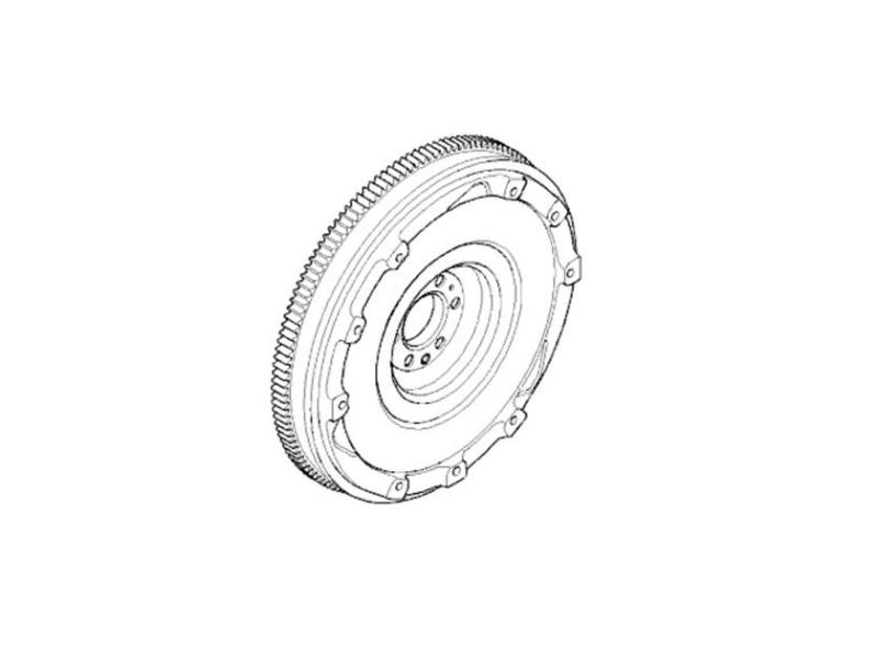 Mini Cooper Flywheel Value Line Gen2 2007-2010 R55