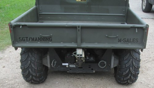 small resolution of restored as used by owner in viet nam with radios can be mounted with a variety of different non guns propane guns or live weapons 1984 m1010 ambulance
