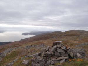 Isle Oronsay and the Sound of Sleat