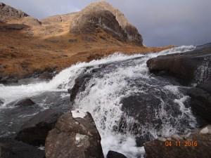 Camasunary River - classic habitat for dipper