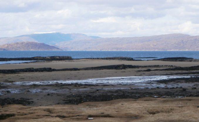 Ashaig beach