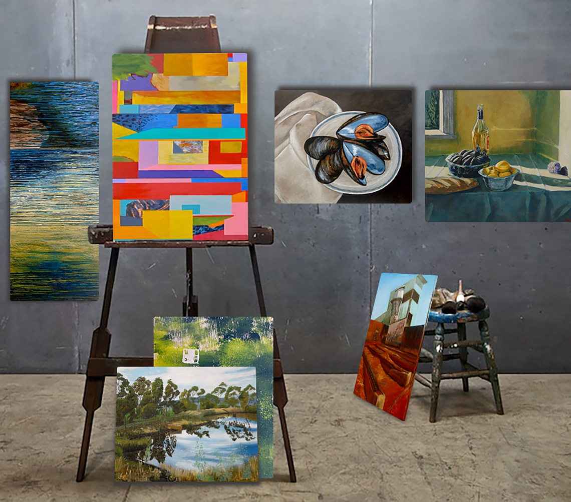 Easel+Studio paintings 1280×1126
