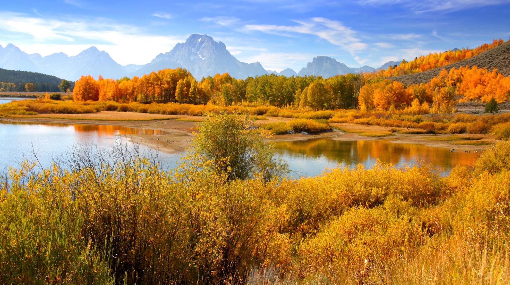 5th Season Special  Spring Creek Ranch  Jackson Hole