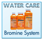 BROMINE SYSTEM INSTRUCTIONS