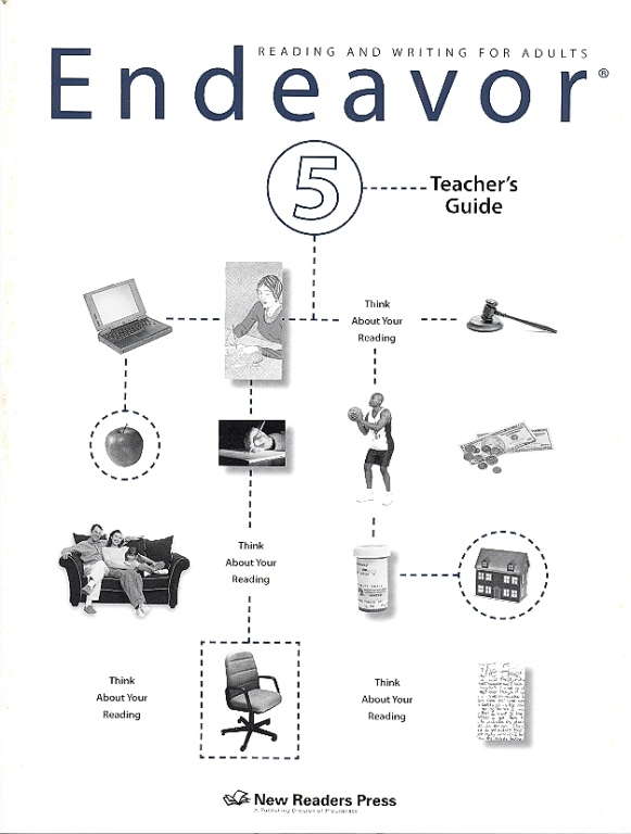 Endeavor Teacher's Guide 5: Reading and Writing for Adults