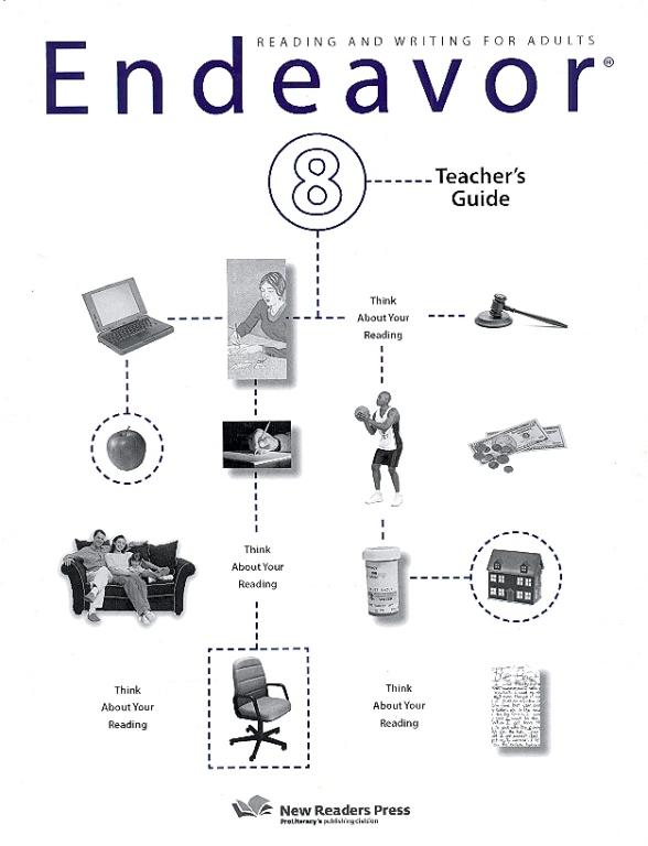 Endeavor Teacher's Guide 8: Reading anEd Writing for