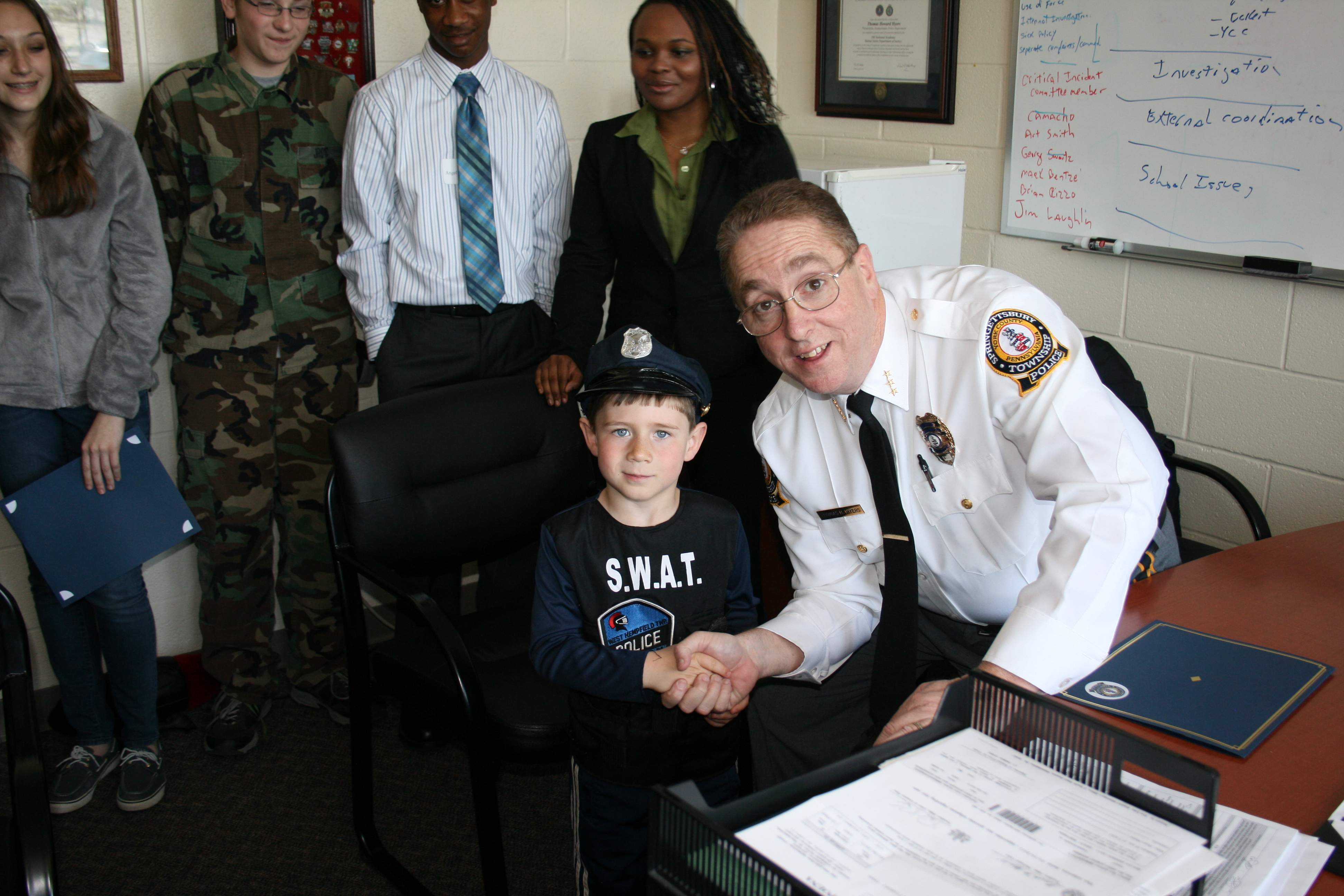 Chief for a Day 017