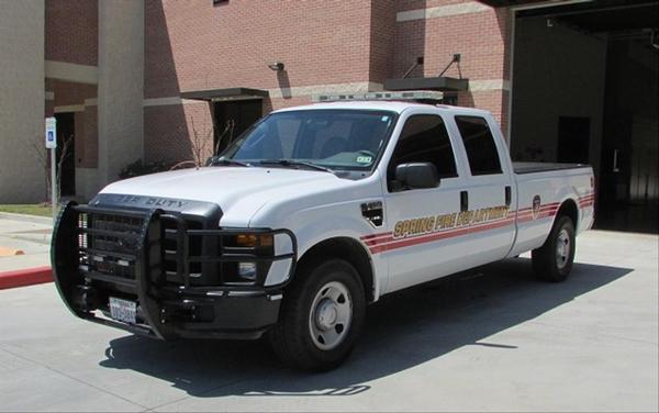 2009 Ford Super Duty - Squad 77