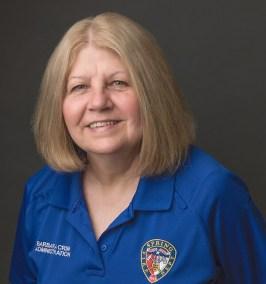 Barbara Crim Admin Support Specialist