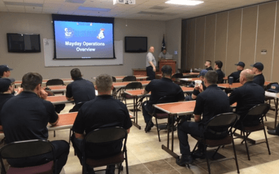 All Spring Fire Department Shifts Receive Mayday Operations Training
