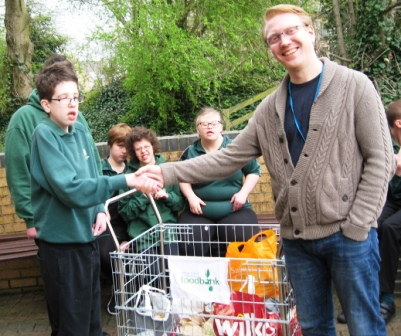 Foodbank delivery 014
