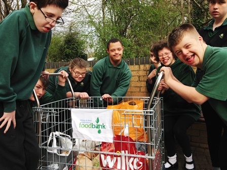 Foodbank delivery
