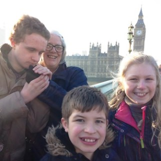 Tim Westminster visit 1