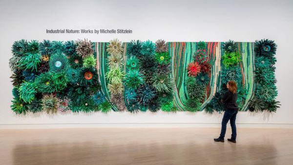 Industrial Nature Works Michelle Stitzlein