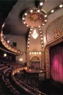 Landers Theatre History  Springfield Little Theatre