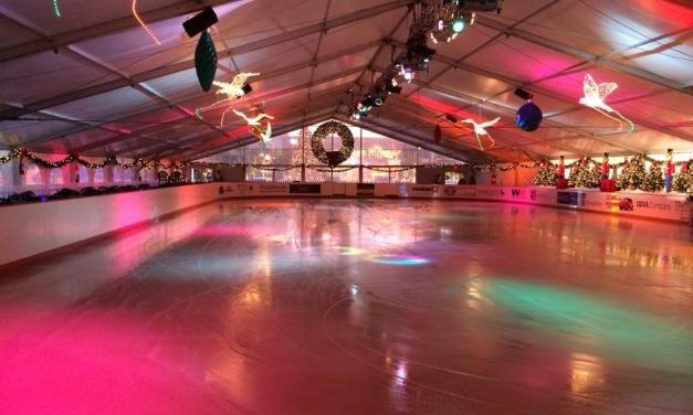 Ice Skating Rink – The Woodlands, TX