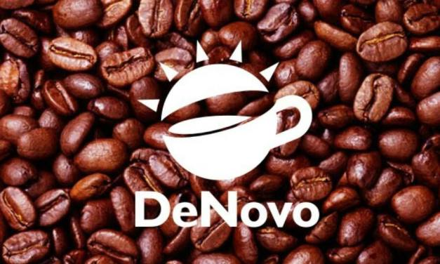 DeNovo Coffee – a first look at a new coffee shop in town!