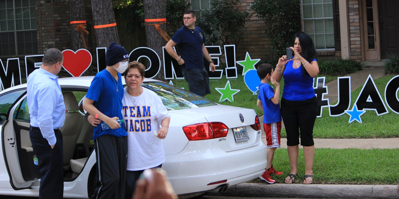 Klein ISD Student Received Not So Good News Today, Continues To Fight For His Life – #JacobStrong