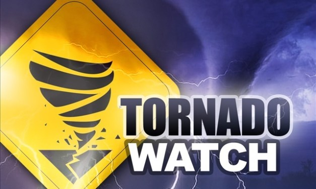 Tornado Watch In Effect For Harris & Montgomery County Until 6:00PM; Storms Moving Into Area From Austin