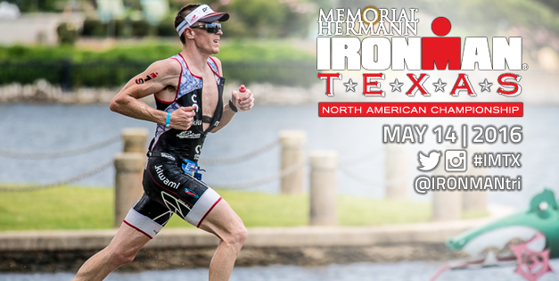 Ironman Texas Races to The Woodlands