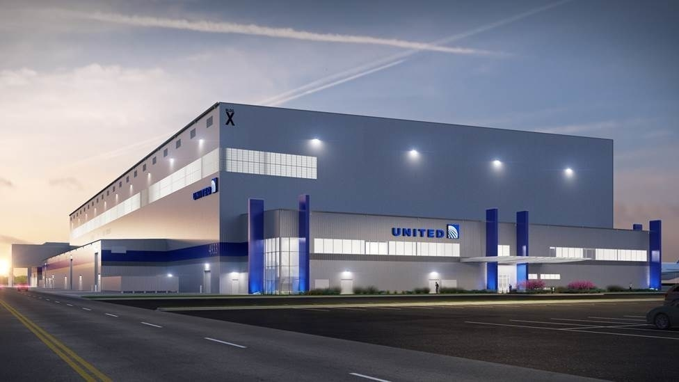 United Airlines and Houston Airport System Break Ground on New Technical Operations Center at Bush Intercontinental Airport