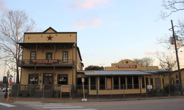 The Historic Wunsche Bros. Cafe & Saloon Will Reopen Fall 2019