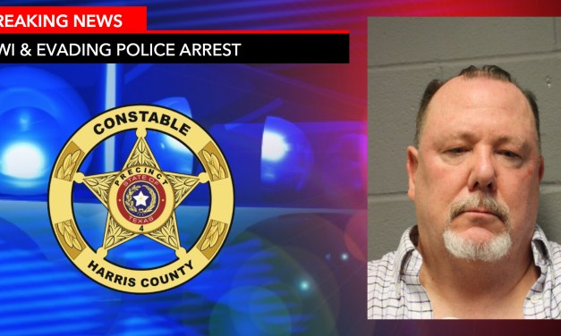 Intoxicated Magnolia Man Arrested After Evading From Police In Spring