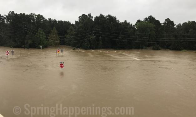 Elderly Man Washed Away In Flood Waters Near Spring Creek & Riley Fuzzel