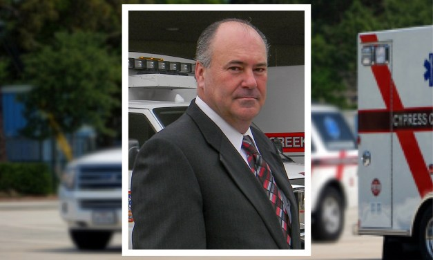 Cypress Creek EMS CEO Brad England Departs Organization Effective Immediately