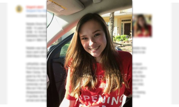 UPDATE FOUND: Police Searching for Missing 14-Year-Old From Spring