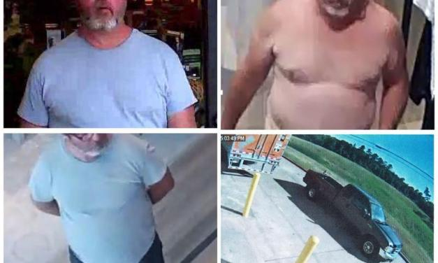 """Sheriff's Office and Law Enforcement Partners Looking for Indecent Exposure Suspect, dubbed """"Wee Willie"""""""