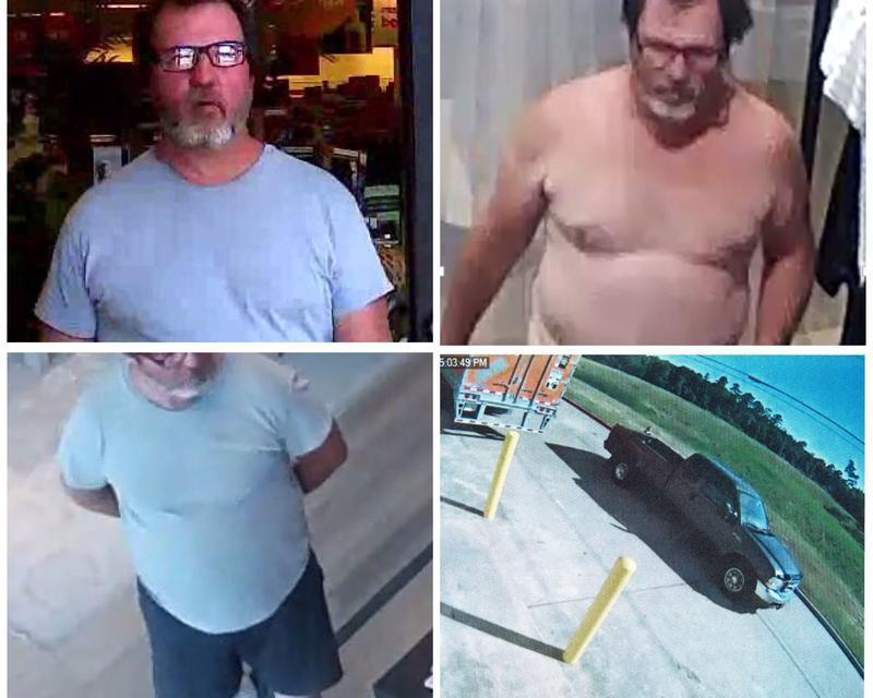 "Sheriff's Office and Law Enforcement Partners Looking for Indecent Exposure Suspect, dubbed ""Wee Willie"""