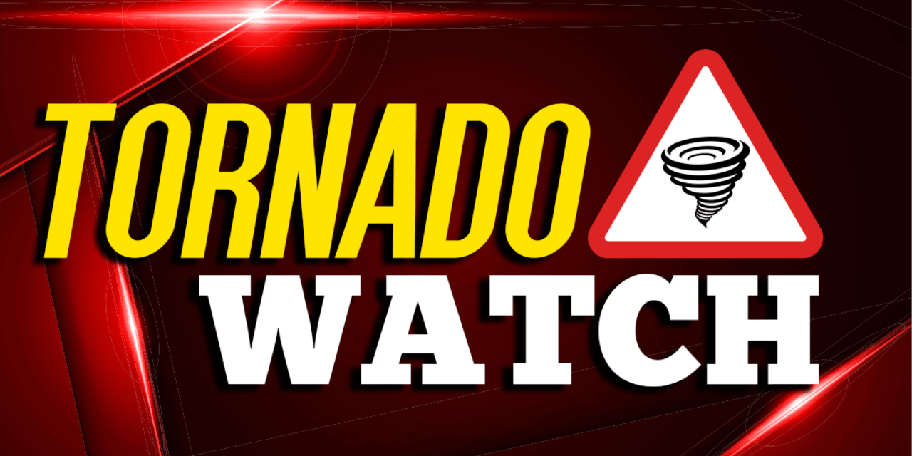 Tornado Watch Likely To Be Issued Ahead Of Approaching Squall Line